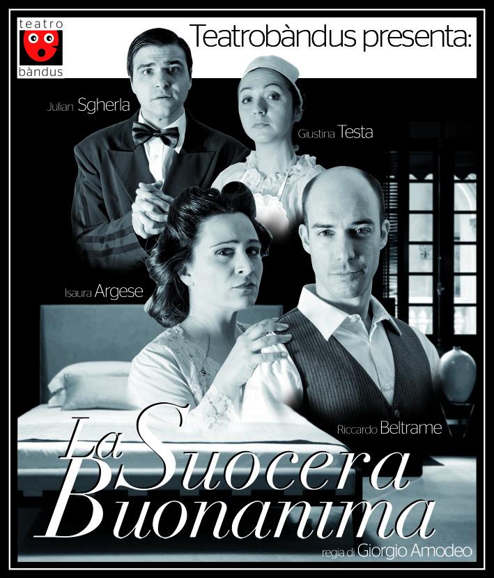 La Suocera Buonanima di Feydeau nell'adattamento del Teatrobàndus di Trieste