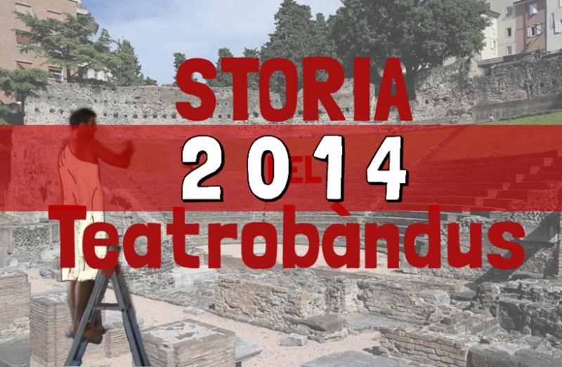 Corsi e spettacoli del teatro Bandus di Trieste nel 2014