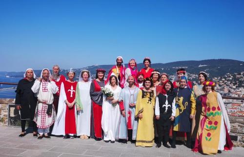 01 - Allievi corsi di teatro Trieste