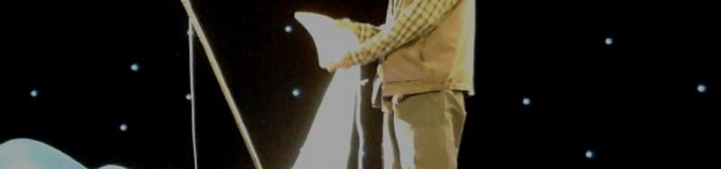 Teatro per ragazzi: Parole all'amo - Teatrobandus Trieste