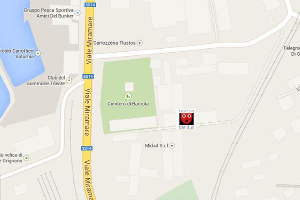 Teatrobandus-mappa