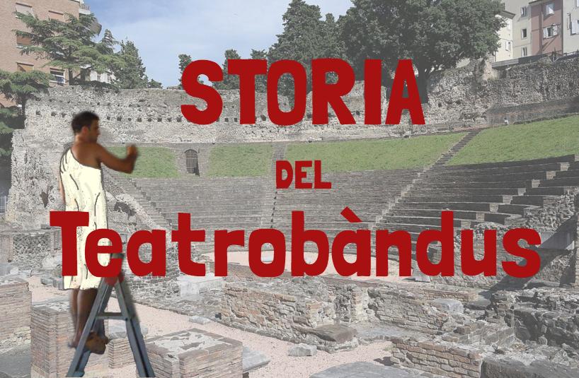 Storia del Teatrobàndus e dei suoi corsi di teatro a Trieste