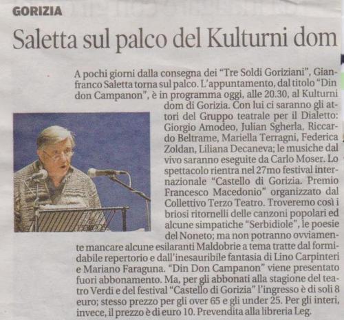 7. Saletta Kulturni dom